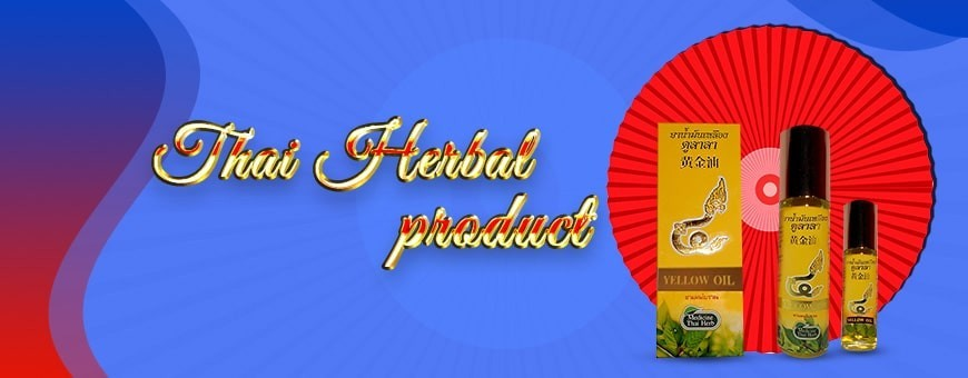 Purchase Thai Herbal Massage Oil Products For Male Female Couple In